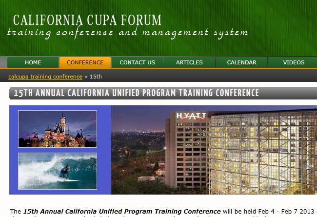 Join Tait at the 2013 CUPA Conference