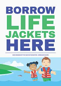 Image promoting Everything to Start Your Own Local Life Jacket Loaner Site